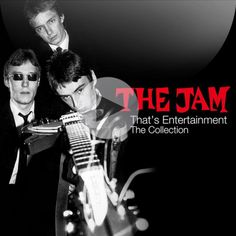 Listen to 'That's Entertainment' by The Jam from the album 'That's Entertainment: The Collection' on @Spotify thanks to @Pinstamatic - http://pinstamatic.com