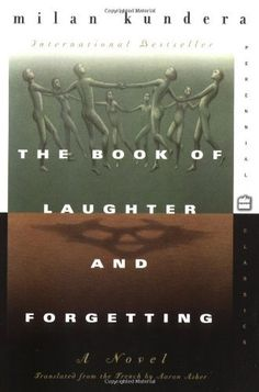 The Book of Laughter and Forgetting by Milan Kundera, http://www.amazon.com/dp/0060932147/ref=cm_sw_r_pi_dp_wHPnqb0PP55ZP