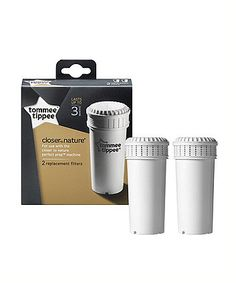 Tommee Tippee Closer to Nature Perfect Prep Filter - 2 Pack