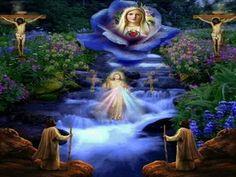 JEZUS en MARIA Groep.: DE HULP VAN MARIA