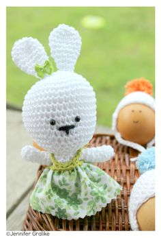 Easter Bunni and egg cosies by Jam Made