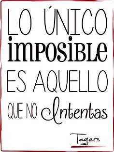 #Frase #Motivación #Tagers #Quotes