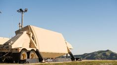 Raytheon's Army Navy/Transportable Radar Surveillance (AN/TPY-2) is a mobile X-band radar and the latest in a line of radar systems being upgraded with Gallium Nitride chips.