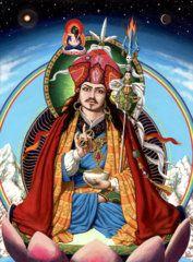 Padmasambhava Painting - Padmasambhava by Jonathan Weber