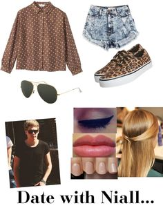 """Date with Niall"" by hipster-elipse ❤ liked on Polyvore"
