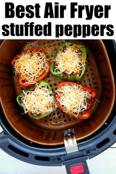 Air Fryer Oven Recipes, Air Frier Recipes, Air Fryer Dinner Recipes, Air Fryer Recipes Ground Beef, Air Fryer Chicken Recipes, Air Fried Food, Best Air Fryers, Air Fryer Healthy, Le Diner