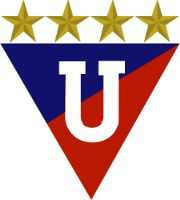 My first team. Liga Deportiva Universitaria de Quito. I lived in Quito from 1970-75. Still follow them.