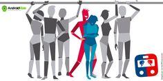 Aplicativo brasileiro HelpMe ajuda a denunciar abuso sexual no metrô @_AndroidMais | #Android #HelpMe #Metrô #MetrôSP #AbusoSexual #AndroidApp #HelpMe