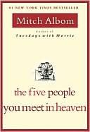 by the author of Tuesdays with Morrie, another uplifting book about the lives we touch without even knowing it.