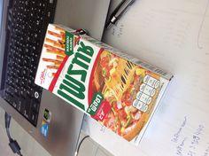 Glico Pretz Pizza flavour