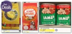 Free Iams Canned Cat Food—Pet Food Deals at Target!