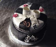 Recette Génoise vanille / moule 20 cm hauteur 8cm par lydu2000 - recette de la catégorie Desserts & Confiseries