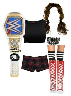 """""""Smackdown Live"""" by lola-guadalupe-delgado ❤ liked on Polyvore featuring Abercrombie & Fitch and CO"""