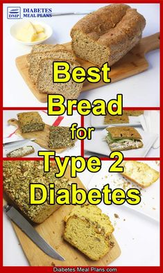 Best Breads for Diabetes diabetesmealplans. remedies for allergies remedies for constipation remedies for diabetes remedies for eczema remedies for sleep Diabetic Bread, Diabetic Meal Plan, Diabetic Snacks, Diabetic Recipes, Diet Recipes, Healthy Snacks, Healthy Eating, Healthy Recipes, Healthy Options