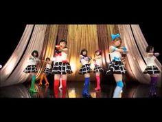 morning musume renai hunter dance shot mirror - YouTube