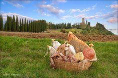 Casentino, sapori di campagna