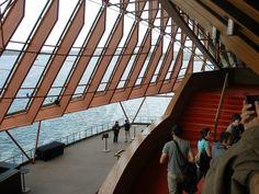 Sydney Opera House ... inside