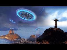 Contato Extraterrestre: ÓVNIS E HISTERIA NO BRASIL Dublado HD