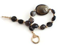 Hole in Quartz Bracelet https://lottiestrinkets.com/gold-plated-bracelets/hole-in-quartz-bracelet