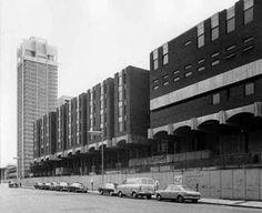 Basil Spence's £3.2 million Knightsbridge Barracks