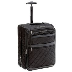 Bugatti Avani Ladies Quilted Collection Carry-on Boarding Upright | Overstock.com