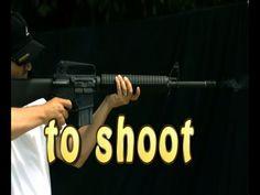 shoot - shot - shot