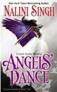 Angels Dance by Nalini Singh: http://thereadingcafe.com/cafe-news-and-cover-reveals/