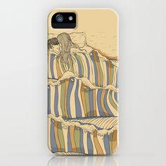 Ocean of love iPhone Case by Chalermphol Harnchakkham