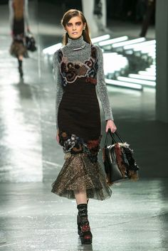 Rodarte Fall 2014 Front Row to Fashion Week - Interactive Feature - NYTimes.com