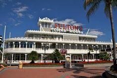 Downtown Disney Restaurants Orlando Fl
