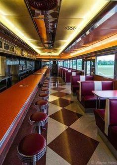 Tin Goose Diner, Port Clinton Aviation Museum