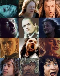 These people saved Middle-earth. Quotes Sherlock, Sherlock John, Sherlock Holmes, O Hobbit, Hobbit Funny, Thranduil, Superwholock, Magic Memes, John Watson
