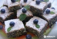 Austrian Recipes, Hungarian Recipes, Austrian Food, Hungarian Cake, Breakfast Recipes, Sweet Treats, Snacks, Poppy, Cakes