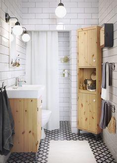 Come arredare un bagno senza finestre – Foto