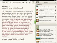 Four Tips for using Commentaries in The Bible Study App