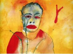 The Pagan Sphinx: Artist of the Week: Francesco Clemente