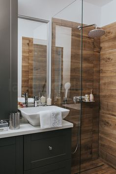 Deante Prysznic w Drewnie. Zainspiruj się z nami! Zobacz projekty łazienek zaaranżowane w praktyczny sposób do każdej wielkości pomieszczenia.