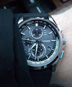 Citizen Attesa Chronograph