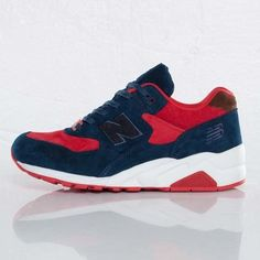 Nice 2015 New Balance 580 Navy Blue Red Womens Sneakers Cheap New Balance, New Balance Women, Nike Kd Vi, Nike Lunarglide, Soccer Boots, New Balance Sneakers, Sneakers For Sale, Nike Free Shoes