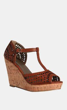 Tan Caleta Sandal