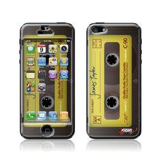"""Tape"" Doming SmartphoneCover - iPhone5 www.cushyskins.com"