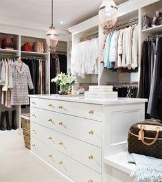 walking closet, mi sueño