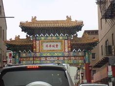 Chinatown Philadelphia Pennsylvania 2015