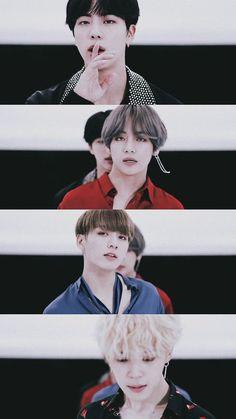 Read BTS Vocal Line from the story Immagina BTS by (Tsuki Chan) with 614 reads. Seokjin, Namjoon, Bts Taehyung, Bts Bangtan Boy, Foto Bts, Bts Photo, Jung Hoseok, Taekook, K Pop