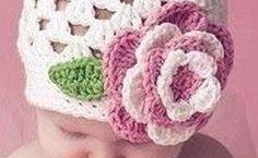 Easy Baby Hat to Crochet