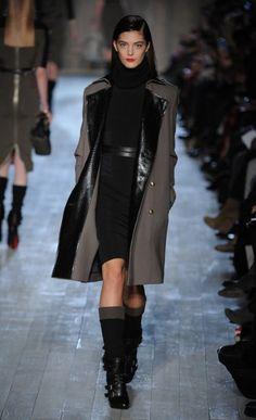 Victoria Beckham – 2012 Autumn/ Winter Collection New York Fashion Week.