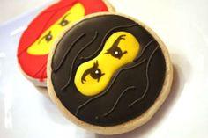 Halloween Ninja Cookies - Lego Ninjago Cookies are the Perfect Treat for Little Assassins (GALLERY)