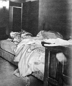 Marilyn Monroe Death Scene