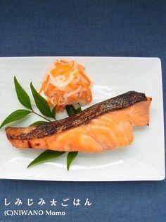 柚子香る 鮭の西京焼き by 庭乃桃さん   レシピブログ - 料理ブログの ...