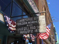 South Dakota, Historical Sites, Mount Rushmore, Broadway Shows